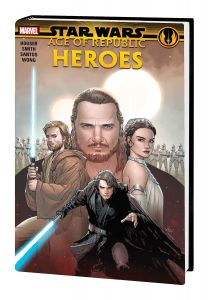 Star Wars: Age of Republic - Heroes - HC
