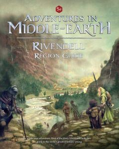 Rivendell Region Guide - Adventures In Middle Earth