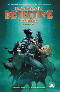 Batman: Detective Comics - Vol 01: Mythology - TP