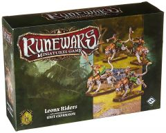 Leonx Riders Unit Expansion - Runewars Miniatures Game