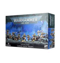 Cadian Shock Troops   Astra Militarum   Warhammer 40,000