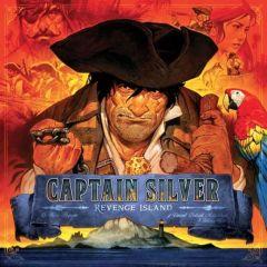 Captain Silver: Revenge Island | Treasure Island Expansion