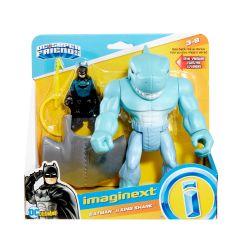 Batman & King Shark   DC Super Friends   Imaginext