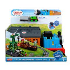 2-in-1 Transforming Thomas Playset | Thomas & Friends
