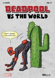 Deadpool vs the World - Card Game