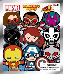 Marvel - Series 6 - 3D Collectable Keychain