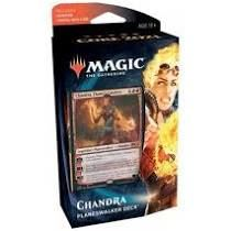 Chandra Planeswalker Deck - Core Set 2021 - Magic The Gathering