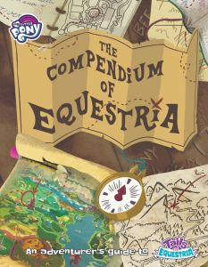 Compendium of Equestria | Tails of Equestria | My Little Pony RPG Expansion