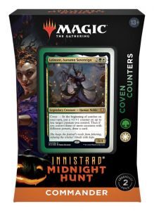Coven Counter Innistrad Midnight Hunt Commander Deck   Magic: The Gathering   MTG