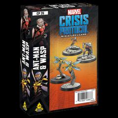 Ant-Man & Wasp - Marvel Crisis Protocol