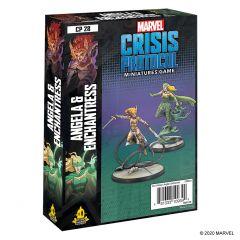 Angela & Enchantress Character Pack | Marvel Crisis Protocol