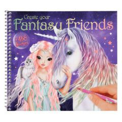 Create Your Fantasy Friends - Fantasy Model - Depesche