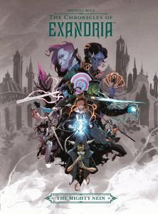 Critical Role: The Chronicles of Exandira - Vol 01: The Mighty Nein - HC