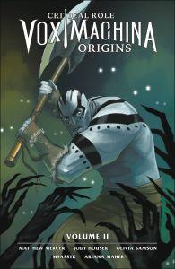 Critical Role Vox Machina Origins Vol 02 TP