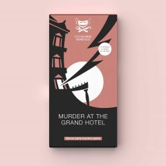 Murder At The Grand Hotel | Culinario Mortale