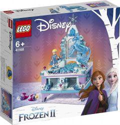 41168 - Elsa's Jewelry Box Creation - Disney Frozen II - Lego