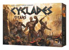 Cyclades Titans Board Game