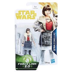 "Qi-Ra (Corellia) - 3.75"" Action Figure - Force Link 2.0 - Star Wars"