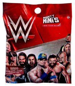 WWE Mighty Minis Blind Bag Figures