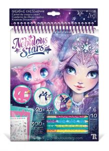 Creative Sketchbook - Nebulous Stars