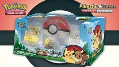 Pikachu & Eevee Poke Ball Collection - Pokemon TCG