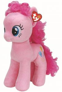 Pinkie Pie (Large) - My Little Pony Friendship is Magic - TY Beanie Babies Plush