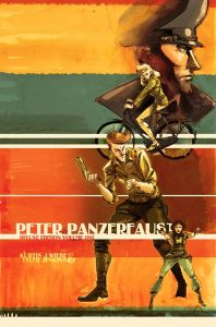 Peter Panzerfaust - Deluxe Edition Vol 01 - HC