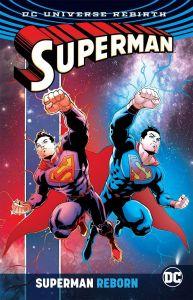 Superman - Reborn - TP
