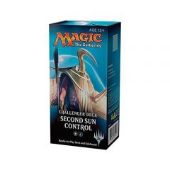 Second Sun Control Challenger Deck - Magic The Gathering
