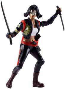 """Katana 6"""" Figure - Suicide Squad - DC Comics Multiverse"""