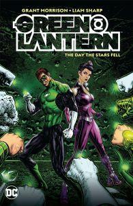 Green Lantern - Vol 02: The Day the Stars Fell - HC