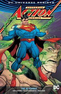 Superman: Action Comics - The Oz Effect - TP