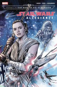 Star Wars - Journey to the Rise of Skywalker - Allegiance - TP