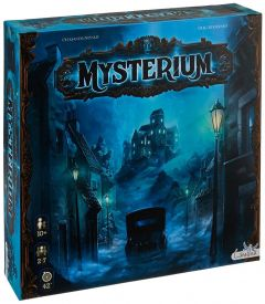 Mysterium Board Game - Libellud Games - Haunted Manor Party Game