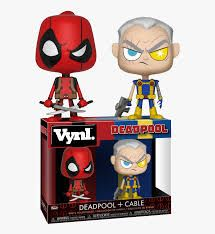 Deadpool & Cable Marvel VYNL 2 Pack - Funko