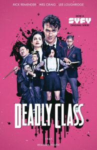 Deadly Class | Vol 01 Media Tie-In Edition TP
