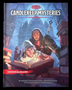 Candlekeep Mysteries | Dungeons & Dragons | D&D
