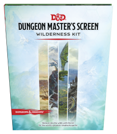Wilderness Kit Dungeon Master's Screen | Dungeons & Dragons | D&D