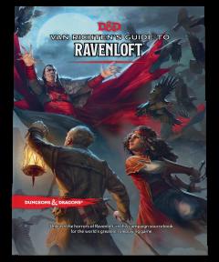 Van Richten's Guide to Ravencroft | Dungeons & Dragons | D&D