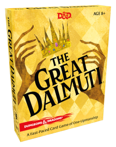 The Great Dalmuti | Dungeons & Dragons | D&D