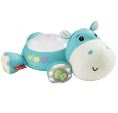 Blue Hippo Snuggle Soother | Fisher Price |