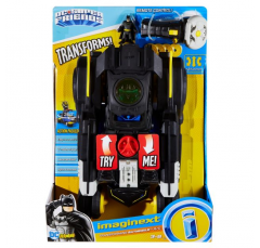 Transforming Batmobile | DC Super Friends  | Imaginext
