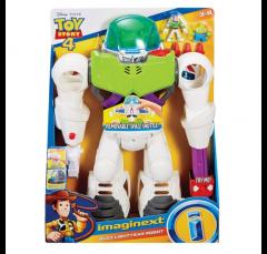 Buzz Lightyear Robot | Toy Story 4 | Imaginext