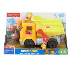 Work Together Dump Truck | Little People | Fisher Price
