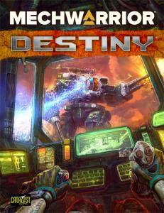 Battletech: Mechwarrior: Destiny