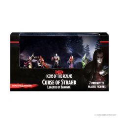 Legends of Barovia Premium Box Set | Curse of Strahd | D&D Icons of the Realms