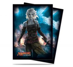 Shadows over Innistrad - Nahiri the Harbinger Standard Deck Protectors for Magic 80ct