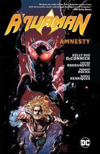 Aquaman - Vol 02: Amnesty - HC