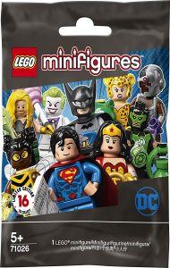 DC Super Heroes Minifigure - Lego
