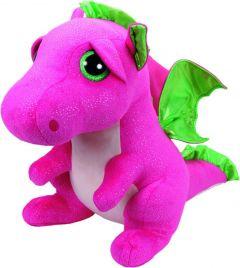 Darla - Pink Dragon - Large Ty Beanie Boo